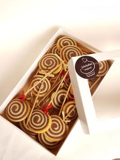 Margi sausainiai