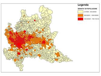Milano: seconda città d'italia per consumo di suolo