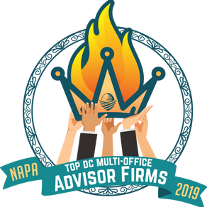 intellicents is Recognized as One of NAPA's Top DC Advisor Firms for the 2nd Year in a Row