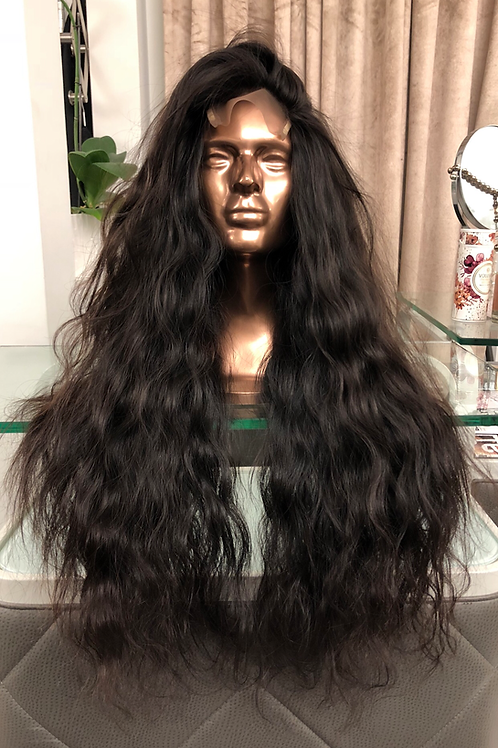 "Ciera 24"" Wavy Indian Hair"
