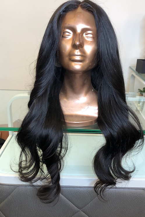 "Reese Full lace 18/22"" Indian Wavy Unit"