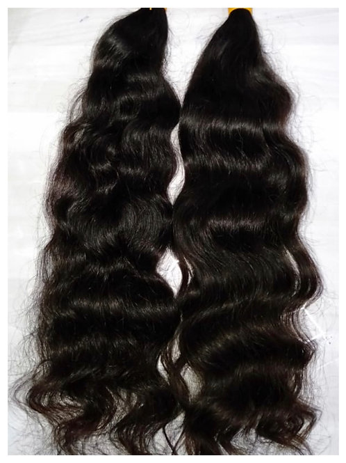 Coarse Indian Wavy Bundles