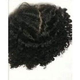 Coarse Indian Curly Closure