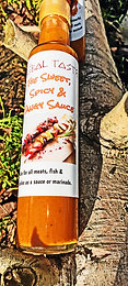 BUY ANY 3 SAUCES GET FREE DELIVERY