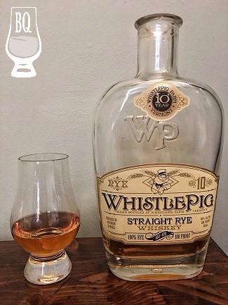 WhistlePig 10yr Straight Rye