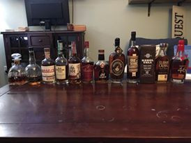 Blind Taste Test #1 - Lower Proof Bourbon Edition