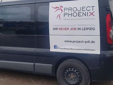 Project Phoenix unterstützt weiterhin Kinder und Jugendliche bei Lok Leipzig
