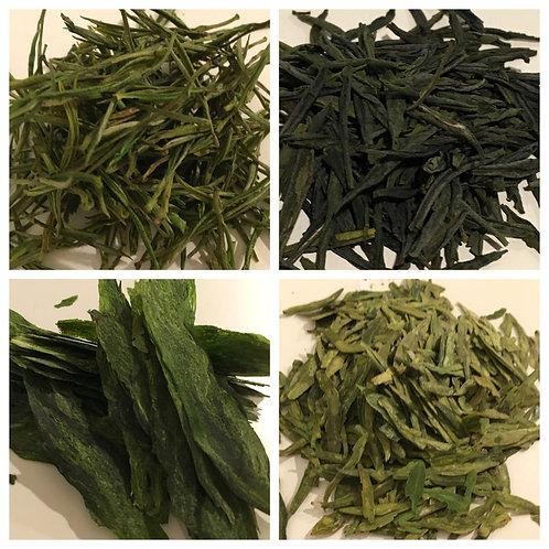 Virtual Chinese Green Tea Tasting - PRIVATE