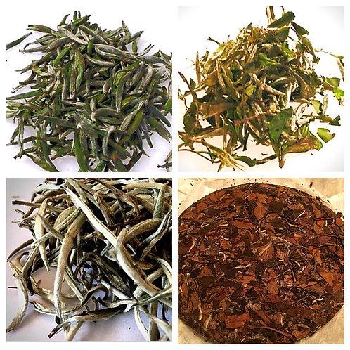 Virtual Chinese White Tea Tasting- PRIVATE