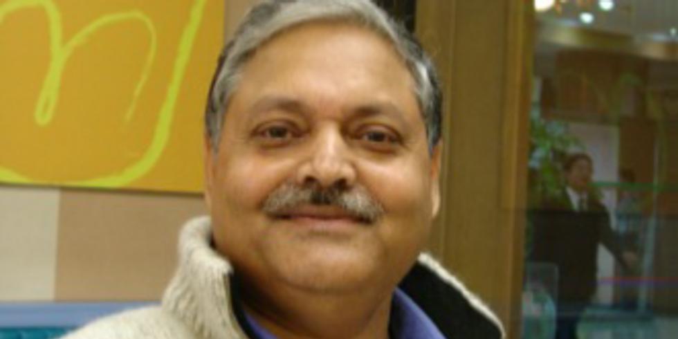 Virtual Discussion with Rajiv Lochan