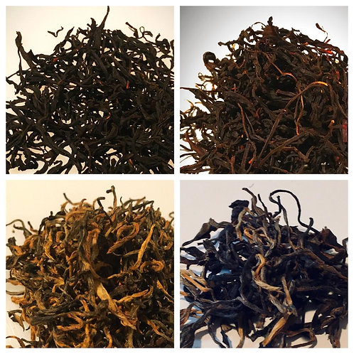 Virtual Chinese Red Tea Tasting - PRIVATE