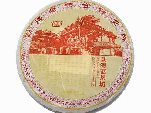 2006 Lang He Jin Ya Shou Puerh