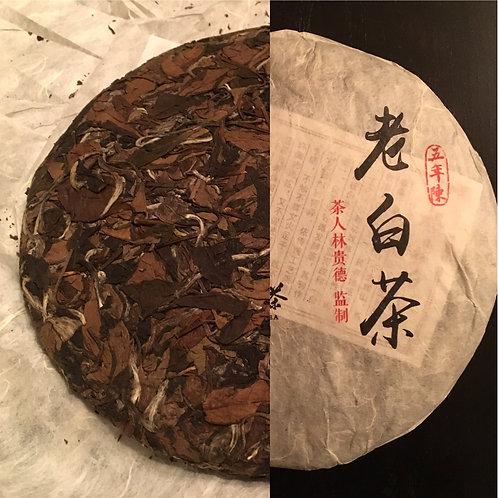 2018 Aged Shou Mei