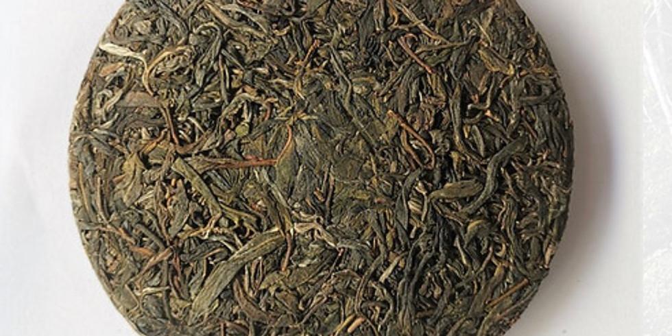 Gaoshan Gushu Comparative Pu'er Tea Tasting