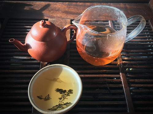 Virtual Chinese Oolong Tea Tasting - PRIVATE