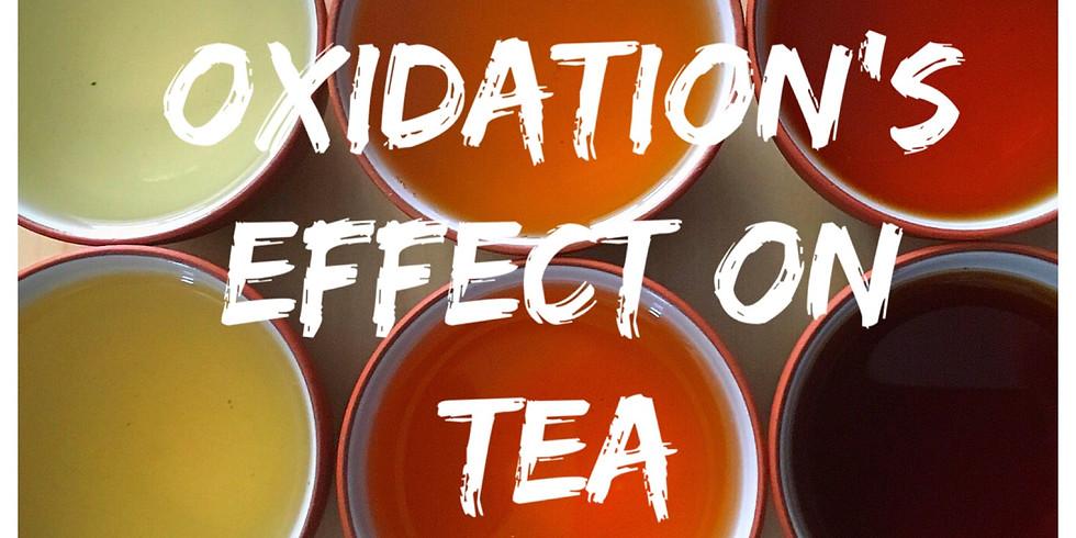 Summer Tea 2020 Tea Tasting