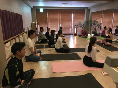 『動く瞑想108回&寝たまま瞑想』イベントのお知らせ