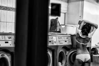 Midnight Washing I
