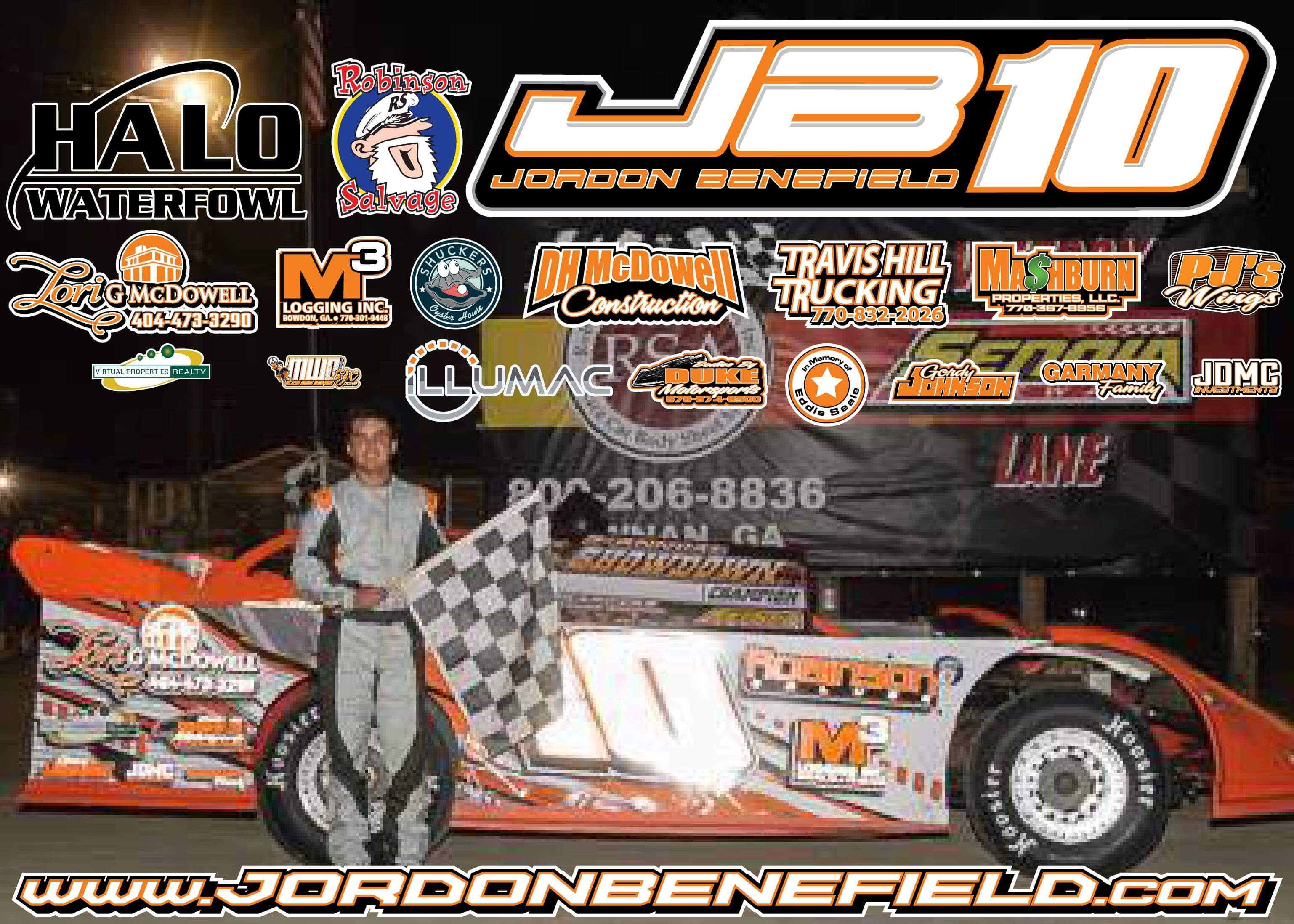 Jordon Benefield