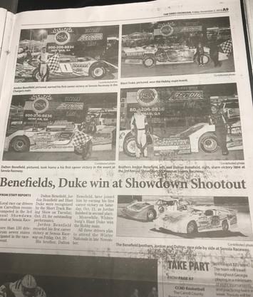 Senoia Showdown Shootout