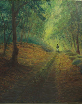 3 - Ken Rutsky, Morning Stroll.jpg