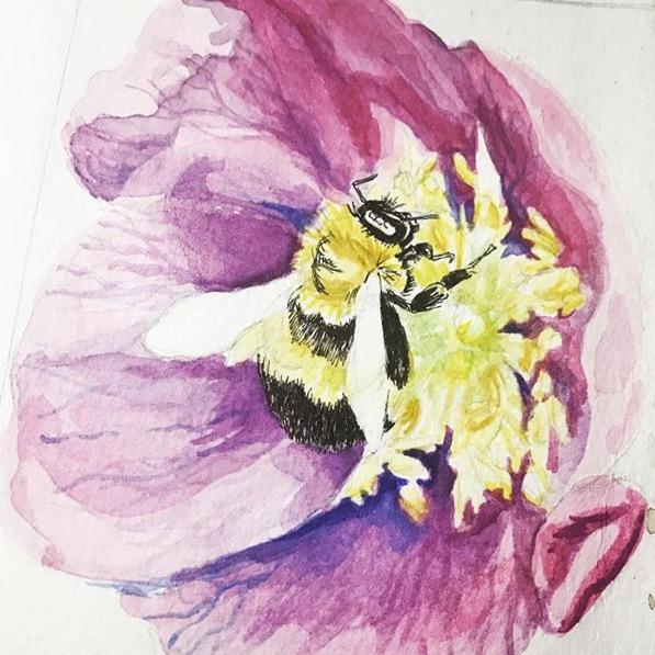Bumblebee%20painting%20in%20progress