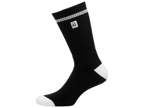 The Dooma Sock in Onyx Black by Ûs the Movement