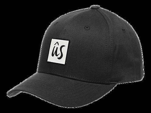 The Zubz Cap in Onyx Black by Ûs the Movement - Baseball Cap