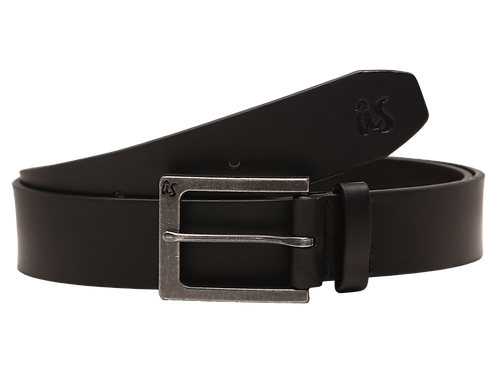 The Gibbsta Belt in Onyx Black by Us the Movement