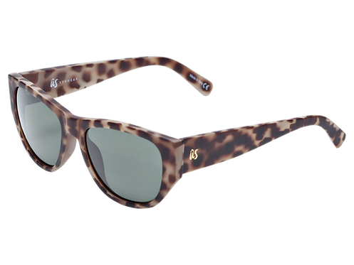 THE DIMAGGIOS - Vintage Matte Brown Tortoise Shell (Made in Italy)