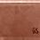 Thumbnail: THE SERIN WALLET - Genuine Leather Wallet in Savannah Brown