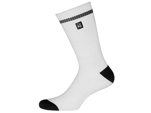 The Dooma Sock in Ghost White by Ûs the Movement