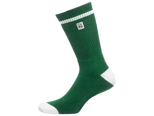 The Dooma Sock in Grass Green by Ûs the Movement