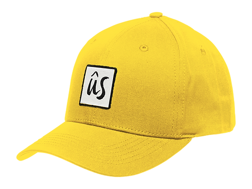 The Zubz Cap in Canary Yellow by Ûs the Movement - Baseball Cap