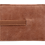 Thumbnail: THE MAXY STRAP WALLET - Genuine Leather Wallet in Savannah Brown
