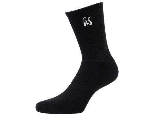 The Mozzie Sock in Onyx Black by Ûs the Movement