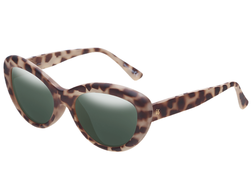 THE DILLAN - Vintage Matte Tortoise Shell (Made in Italy)