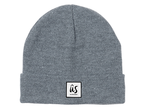 The Dazza Beanie in Granite Grey by Ûs the Movement