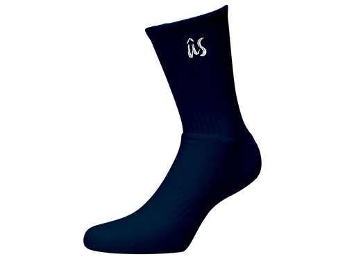 The Mozzie Sock in Deep Ocean Blue by Ûs the Movement
