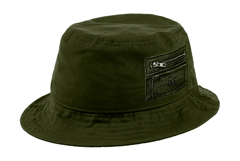 The Baz Hat in Forest Green by Ûs the Movement