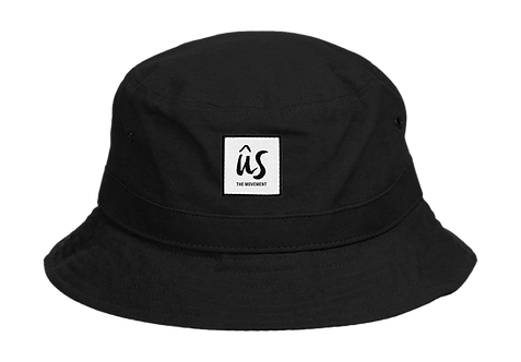 The Adin Reversible Hat in Onyx Black by Ûs the Movement