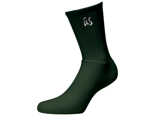 The Mozzie Sock in Grass Green by Ûs the Movement - recycled packaging