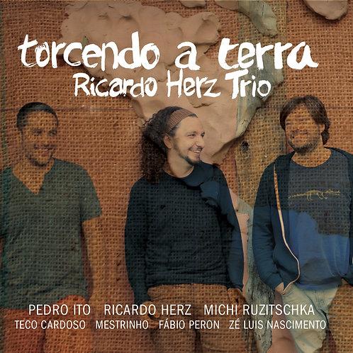 CD Ricardo Herz Trio - torcendo a terra