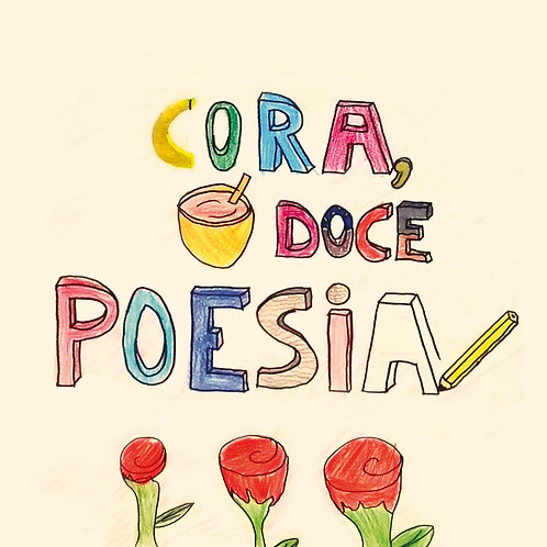 CD Cora Doce Poesia - CASA de Aprendizagens