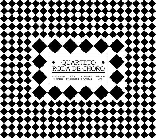 CD Quarteto Roda de Choro