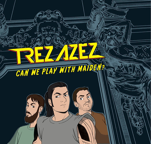 CD Trezazez - Can we play with Maiden?