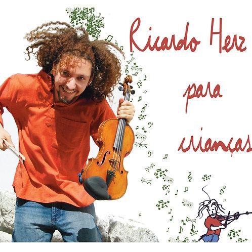 CD Ricardo Herz para Crianças