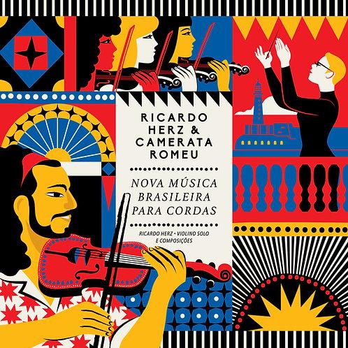 CD Ricardo Herz & Camerata Romeu