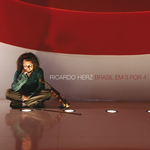CD Ricardo Herz - Brasil em 3 por 4