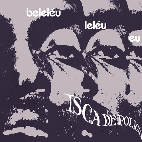 LP Itamar Assumpção - Beleléu, Leléu, Eu